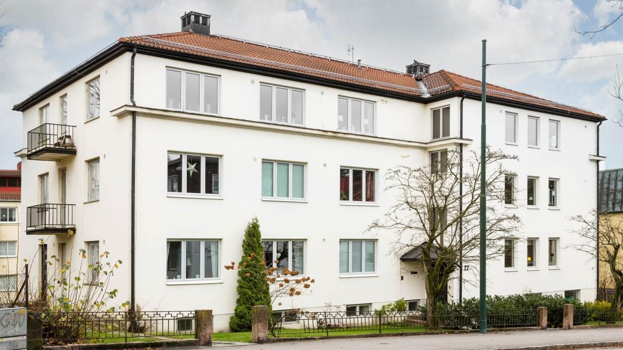 Fjärde Villagatan 27 i Borås