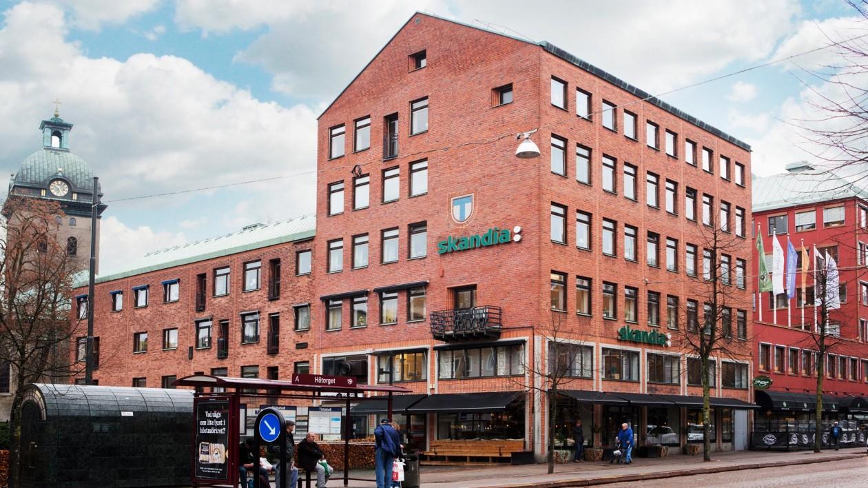 Hötorget 1 i Borås