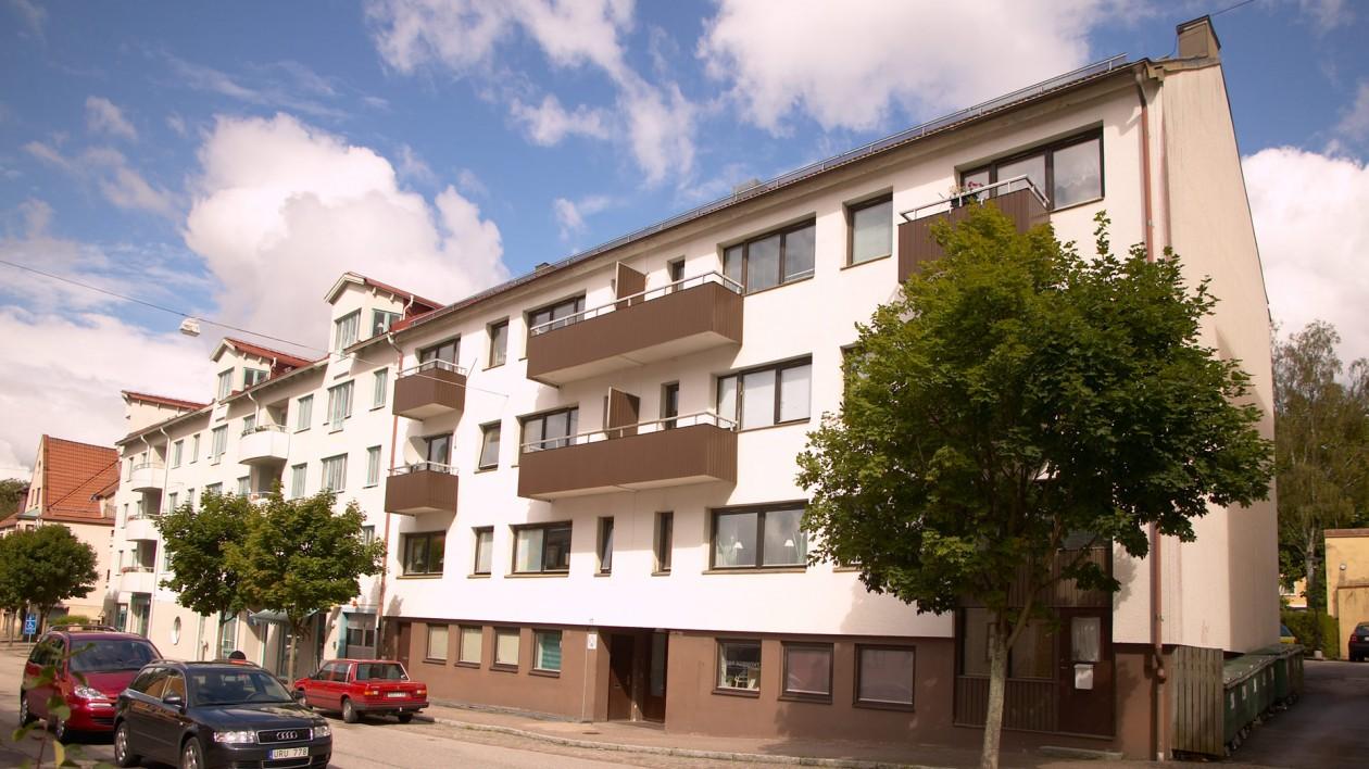 Tredje Villagatan 17 i Borås