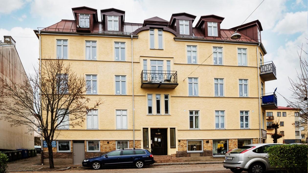 Tredje Villagatan 19 i Borås