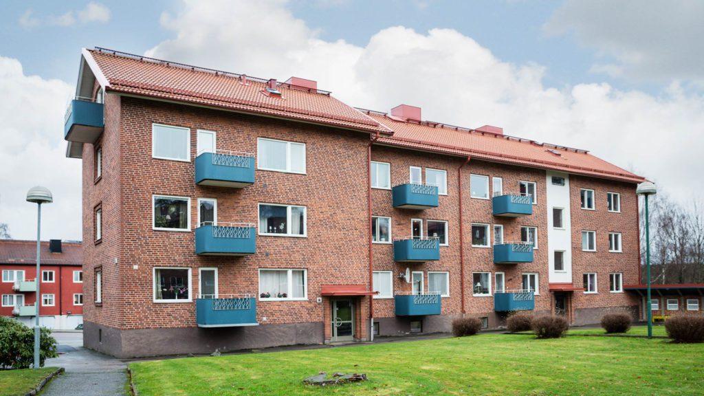 Fristadsvägen 102-106 i Borås