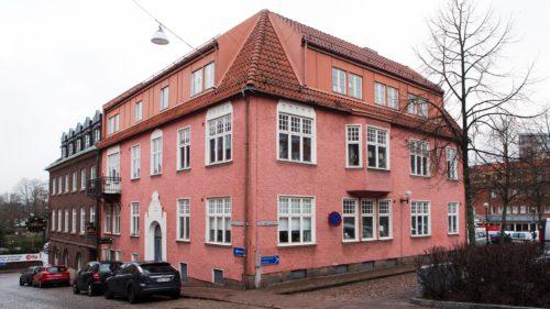 Södra kyrkogatan 25 i Borås