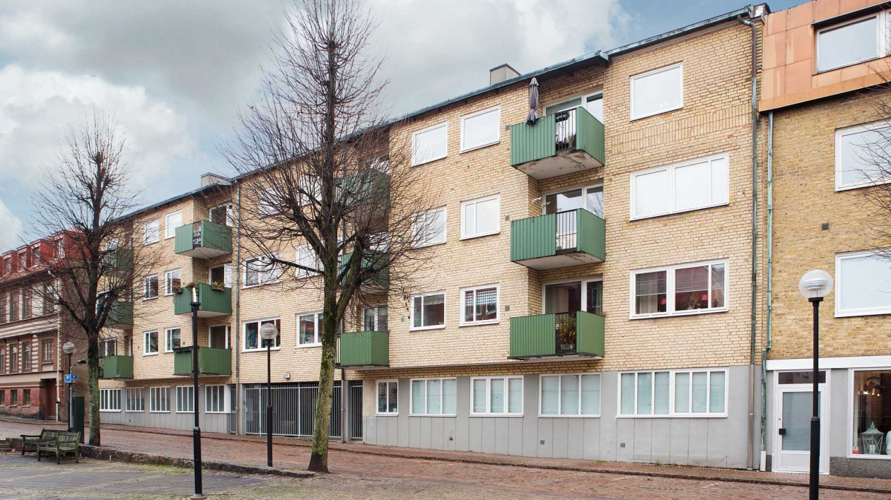 Stengärdsgatan 29-33 i Borås