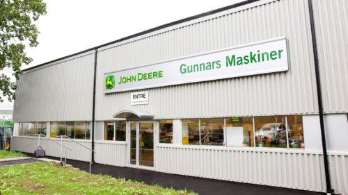 Gunnars maskiners kontor